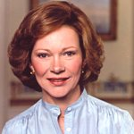 [Picture of Rosalynn Carter]
