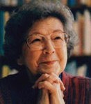 [Picture of Beverly Cleary]
