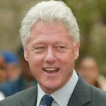 [Picture of Bill Clinton]