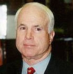 [Picture of John McCain]