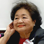 [Picture of Setsuko Thurlow]