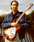 [Picture of Pete Townshend]
