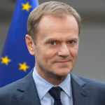 [Picture of Donald Tusk]